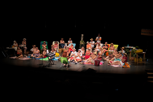 Compagnie POLYCUBIC - spectacles grand public
